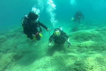Faire de la plongée a istanbul