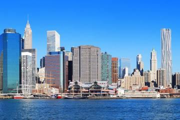 New York City by Sky, Sea and Land and City Tour