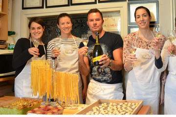 Half-day Italian Cooking Class and Skip-the-line The Last Supper in Milan
