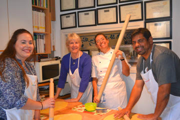 Milan Cooking Class and Market Visit