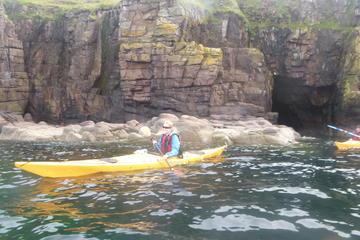 Sea Kayaking around Gairloch