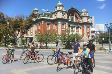 Full Day Osaka Bike Tour