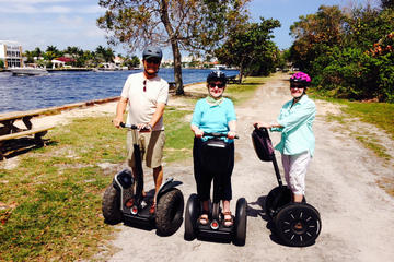 90 Minute Segway Tour - Hugh Taylor...