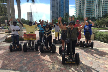 Day Trip Fort Lauderdale Segway Tour near Fort Lauderdale, Florida