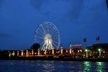 Bangkok bei Nacht: Private Tour mit...