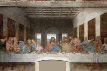 Last Supper Tour with Santa Maria...