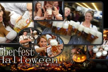 Philly Oktoberfest Halloween and Haunted Tavern Tour
