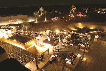 Dubai Sahra Desert Dining Experience