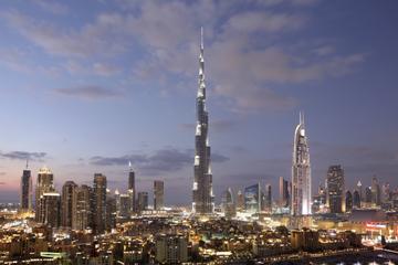 Billet d'entrée pour le «sommet» de Burj Khalifa