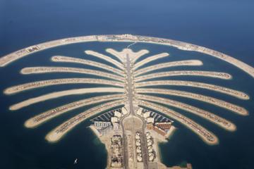 Crucero en lancha motora a Palm Jumeirah en Dubái