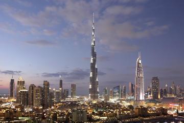 Inngangsbillett til Burj Khalifa...