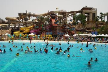 Inträdesbiljett till vattenparken Wild Wadi