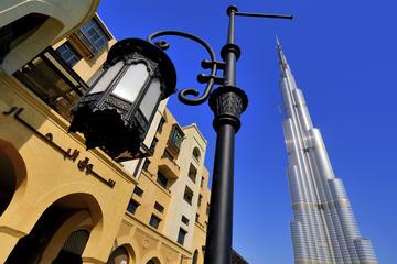 """Tour panoramico della città di Dubai con ingresso """"At the Top"""" del"""