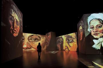 Van Gogh Alive the experience- Abu Dhabi