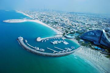 Visita turística combinada en Dubái: Vuelo en helicóptero y...