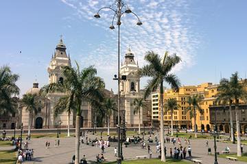 Lima City Tour Classic Group Service