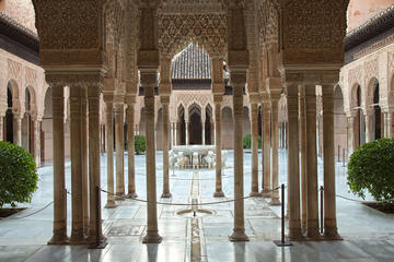 Alhambra Private Tour for Small Parties