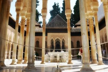 Alhambra Semiprivate Last Minute Visit