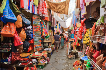 Excursão a pé por Granada e Albaicin