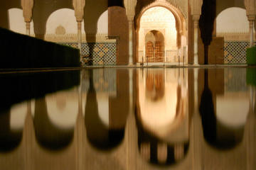 Guided Night Alhambra Tour with...