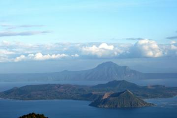 Taal Cruise Excursion: Taal Volcano