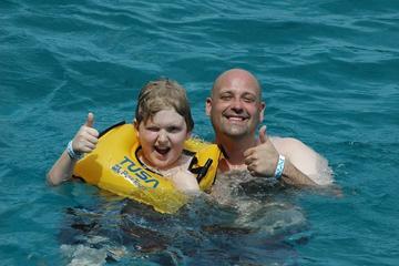 Aventure snorkeling à Carlisle Bay à...
