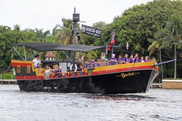 Fort Lauderdale Piraten-Bootstour für Familien