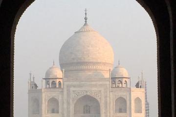 Taj Mahal & Agra Fort half day tour