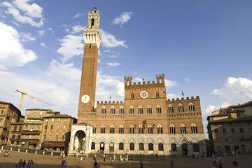 Siena Rundgang mit Contrada-Museum und Eis-Verkostung