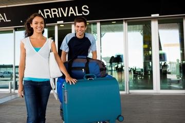 Transfert partagé à l'arrivée: de l'aéroport de Pise aux hôtels de...