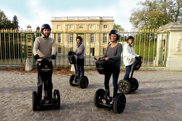 Tour in Segway dei giardini di Versailles