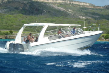 Private Klein Curacao Speedboat Tour
