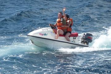 Schnorcheltour auf Curacao mit Jetski oder Aquaboat