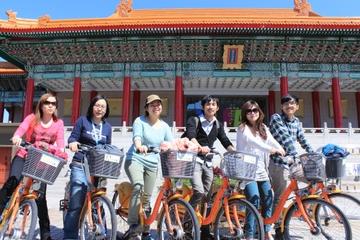 La ville Taipei en mouvement : excursion d'une journée en vélo, métro...