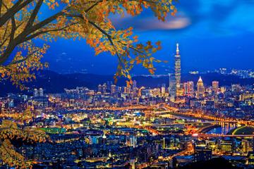 Visite privée personnalisée: Taipei en une journée