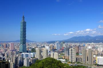Visite touristique du nec plus ultra de Taipei :