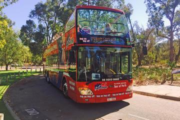 パースでの乗り降り自由バス ツアー