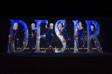 Cabaret Crazy Horse à Paris