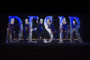 Spettacolo di cabaret al Crazy Horse di Parigi