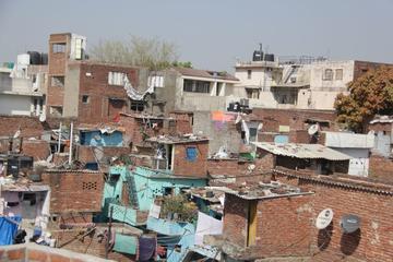 Excursión para grupos pequeños a Delhi: Colonia Sanjay