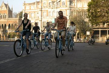Fahrradtour durch Mumbai