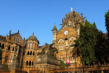Mumbai Markets, Railway Stations Tour...