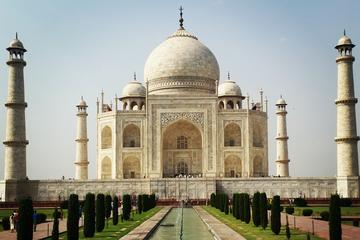 Private Overnight Agra Tour with Village Life and Fatehpur Sikri