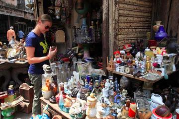 Tour a piedi di Mumbai sud: mercati e