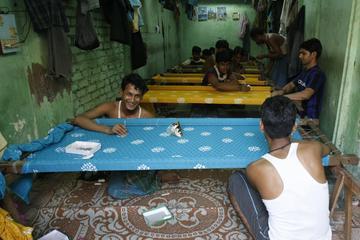 Tour in einer kleinen Gruppe Dharavi Slum in Mumbai