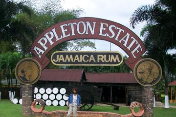 Appleton Estate Rum Tour von Montego Bay