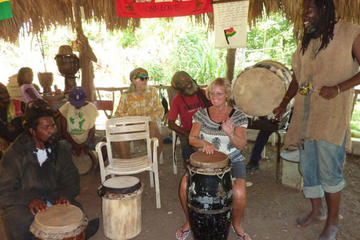 Rastafari Indigenous Village Tour from Montego Bay
