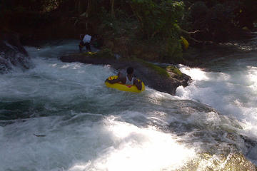 River Tubing from Negril