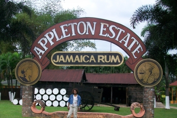 Tour de l'Appleton Estate Rum au départ de Montego Bay