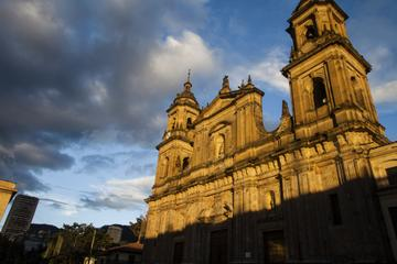 Bogotá City Sightseeing and Shopping...